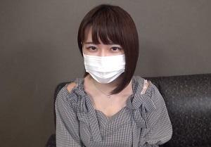 【無修正】色白Fカップ天然美巨乳の20歳専門学生との円光ハメ撮り!