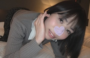 【無修正】24歳美人OLがマンコから愛液垂れ流して中出しおねだりしてくるハメ撮り映像