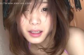 【無修正】碧しの 童顔スレンダーな美少女がキツマンに極太チンポねじ込まれ悶絶