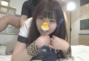 【無修正】アイドル級の可愛さにイイケツしたSS級女子大生とのハメ撮り!