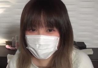 【無修正】19歳のぽっちゃり美少女がAV初撮りのイチャラブ中出しセックス!
