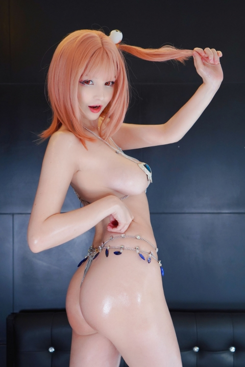 DEAD OR ALIVE XTREME 3 Fortune Cosplay DOAX フォーチュン水着コスプレ 14
