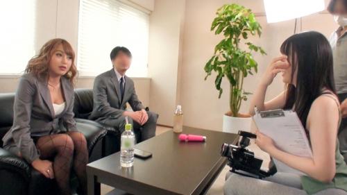 【爆乳Gカップ×中出し×5連発】「私、AV監督になりたいんです」【妄想ちゃん。8人目ゆいさん】390JAC-051 (春風ひかる) 07