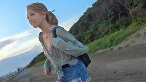 【女子大生をガチ口説き。】ルックスもキャラもやたら可愛い金髪白ギャルJD! あんり 21歳 大学3年生 300MAAN-561 (星あめり) 04