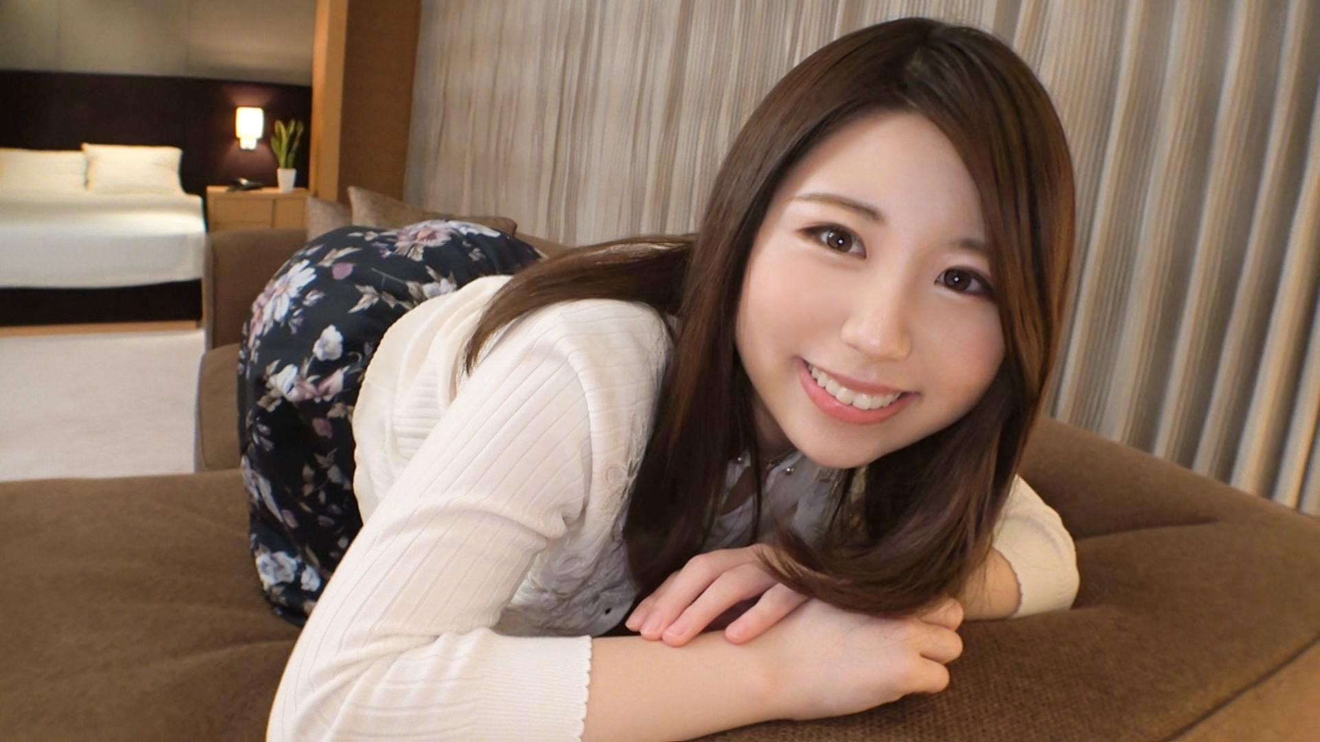 【初撮り】 応募素人、初AV撮影 147 ののか 22歳 大学4年生 SIRO-4178(井川ののか)