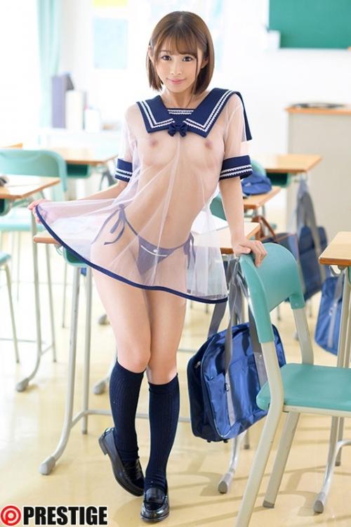 超!透け透けスケベ学園 CLASS 05 美しい裸身が透き通る、透けフェチ特濃SEX! 乙都さきの 37