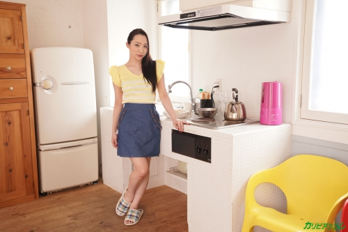 吉岡蓮美がぼくのお嫁さん 無修正動画 カリビアンコム 01