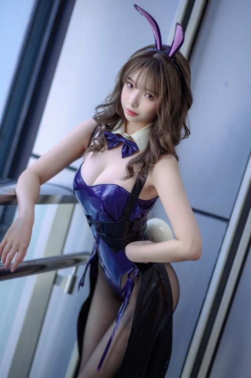 バニーガール bunny girl Cosplay 17