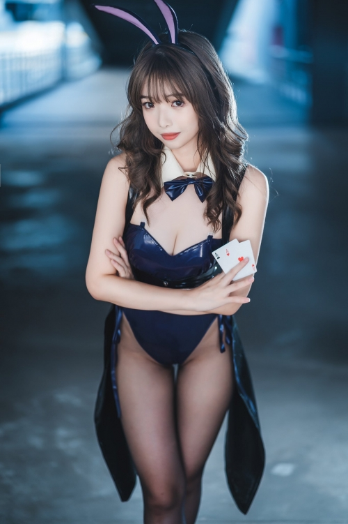 バニーガール bunny girl Cosplay 19
