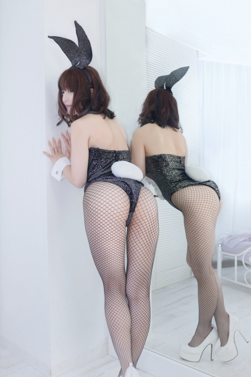 バニーガール bunny girl Cosplay 23