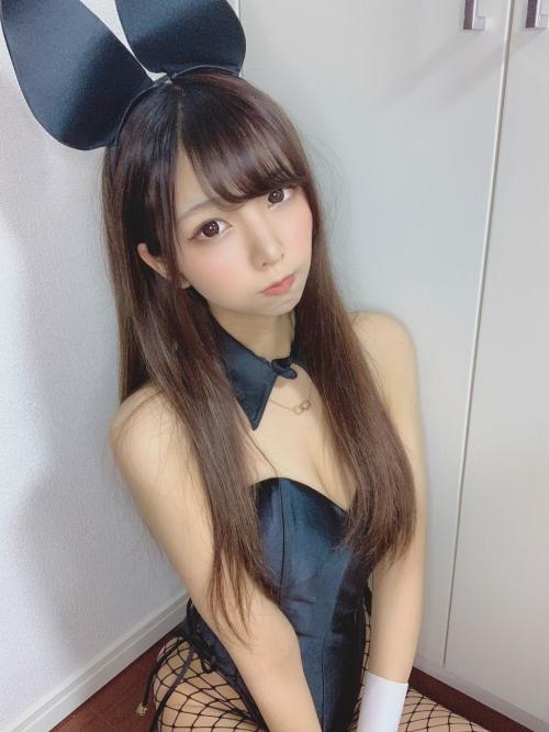 バニーガール bunny girl Cosplay 61
