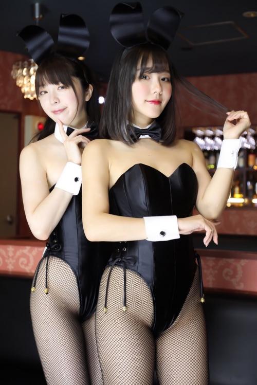 バニーガール bunny girl Cosplay 02