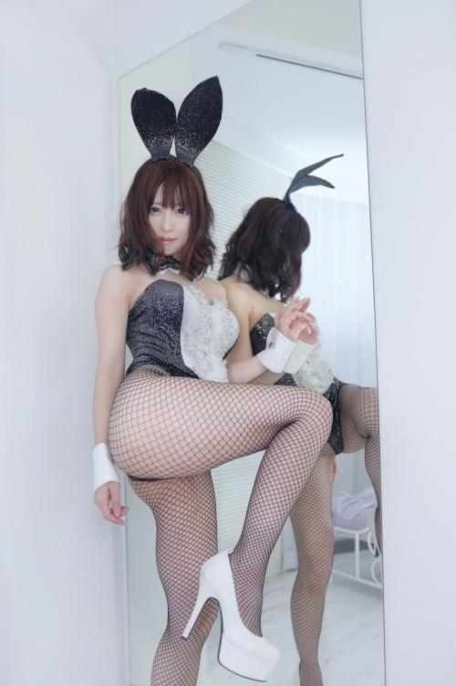 バニーガール bunny girl Cosplay 16