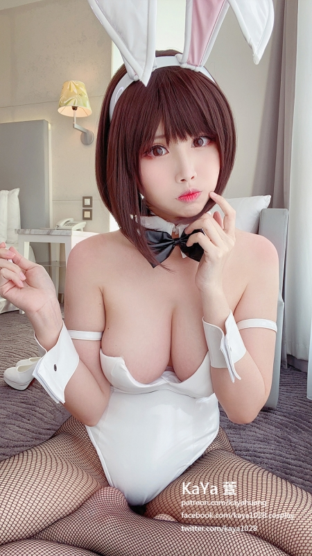 バニーガール bunny girl Cosplay 59