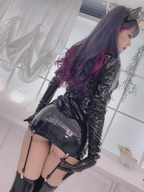 エナメルダークナース コスプレ enamel dark-nurse cosplay 06