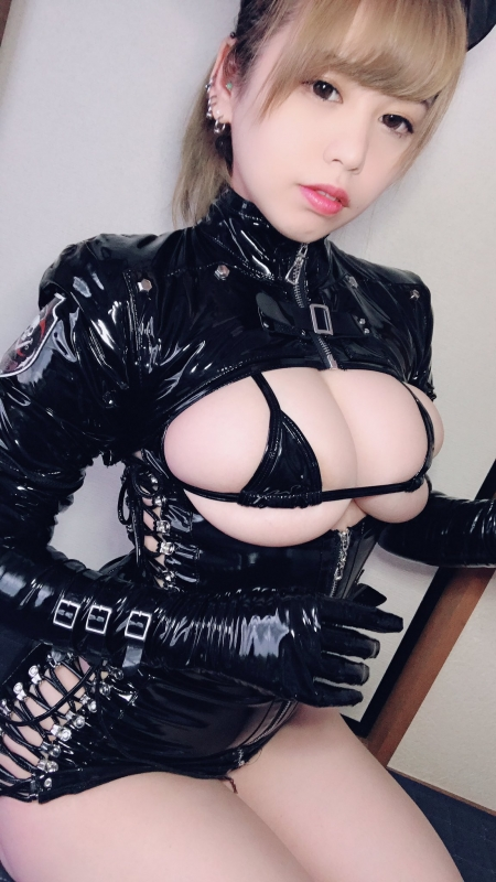 エナメルダークナース コスプレ enamel dark-nurse cosplay 08