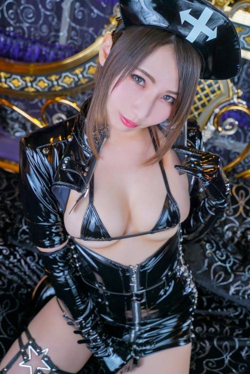 エナメルダークナース コスプレ enamel dark-nurse cosplay 22