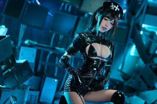 エナメルダークナース コスプレ enamel dark-nurse cosplay 29