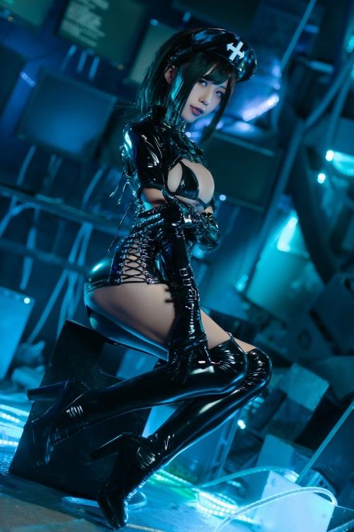 エナメルダークナース コスプレ enamel dark-nurse cosplay 30