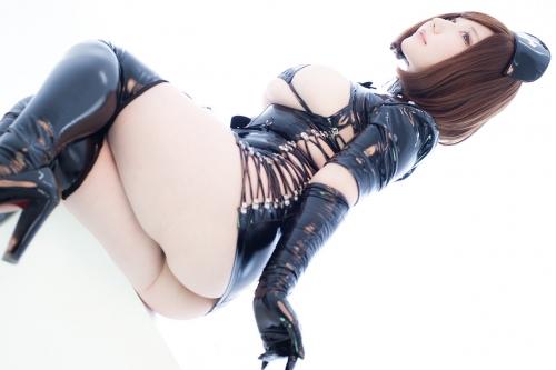 エナメルダークナース コスプレ enamel dark-nurse cosplay 42
