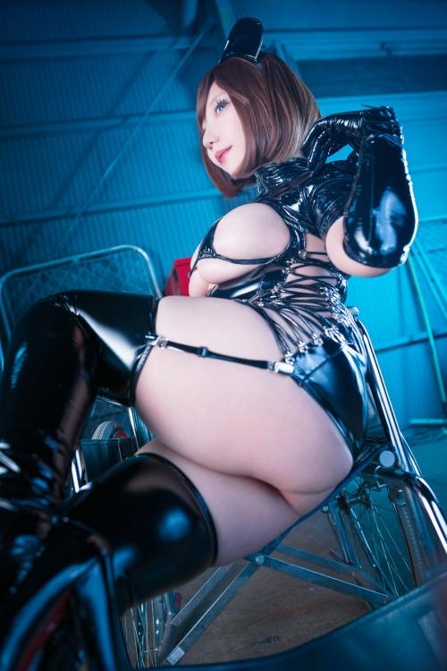 エナメルダークナース コスプレ enamel dark-nurse cosplay 48