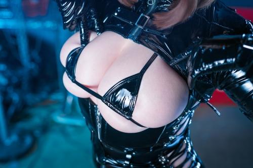 エナメルダークナース コスプレ enamel dark-nurse cosplay 49