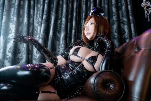 エナメルダークナース コスプレ enamel dark-nurse cosplay 59