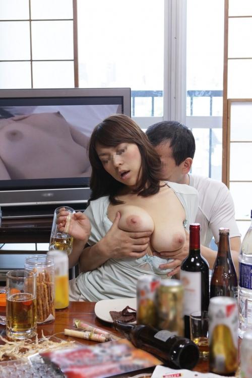性欲しか無さそうなドスケベマダムズ 巨乳人妻・熟女AV女優 05