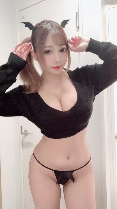 夢見るぅ隊長 Iカップグラビアアイドル 53
