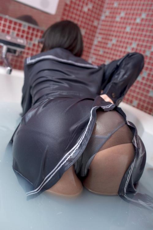 濡れた女体 フェチ 09