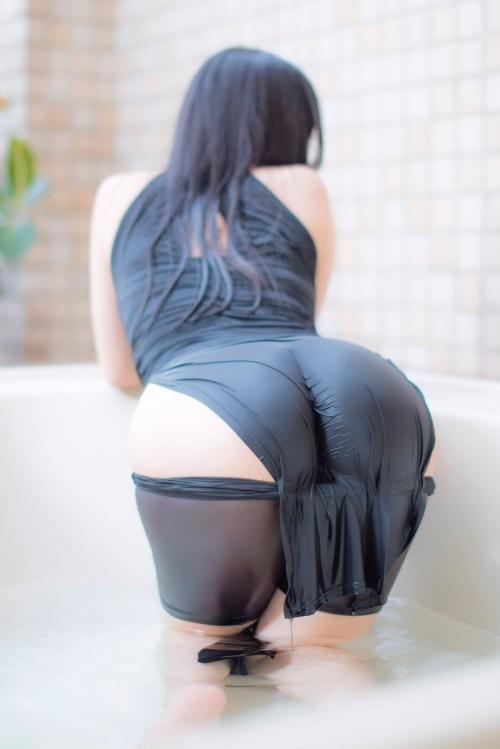 濡れた女体 フェチ 36