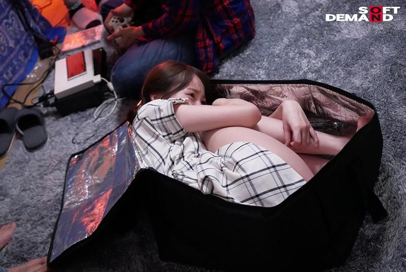 (45cm×25cm×45cm)デリバリーバッグに女子を詰め込み鬼畜変態客の家までお届けするお仕事。をした男の話 松本いちか1sdde00630jp-15.jpg