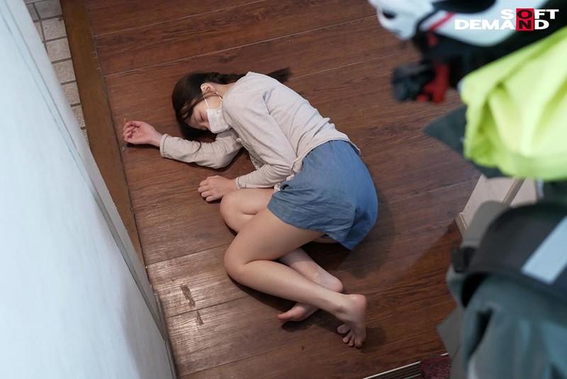 (45cm×25cm×45cm)デリバリーバッグに女子を詰め込み鬼畜変態客の家までお届けするお仕事。をした男の話 松本いちか1sdde00630jp-8.jpg