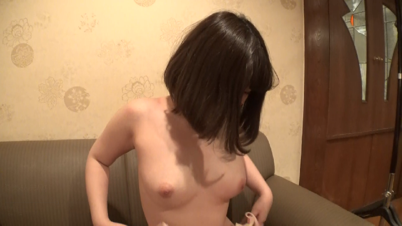 【モ無】童顔JDなつみちゃん21歳の美ボディに発射!!【個人撮影】-13