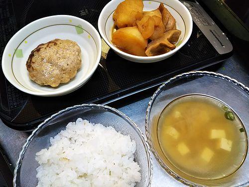 20181019草津温泉カフェ花栞(はなしおり)今日の賄い飯