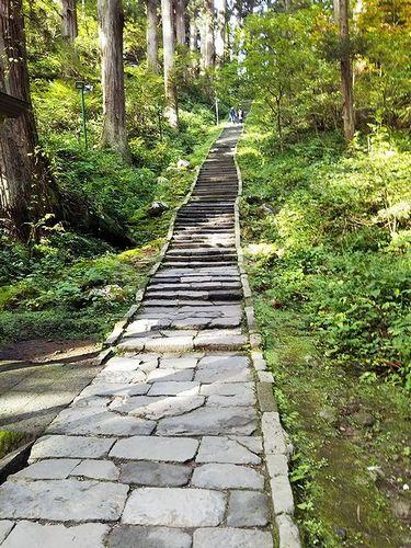 20181023山形県鶴岡市、出羽三山神社・五重塔 (6)