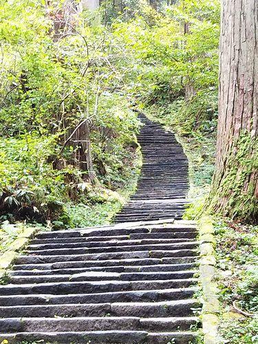 20181023山形県鶴岡市、出羽三山神社・五重塔 (12)