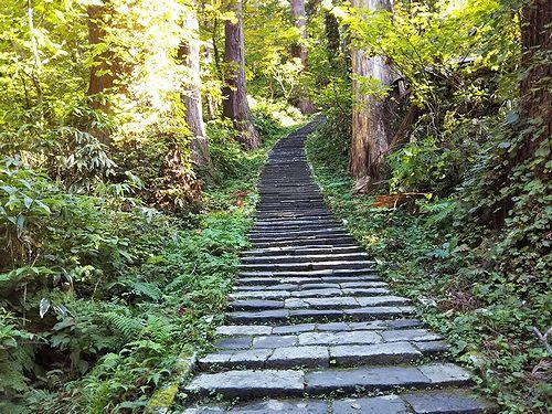 20181023山形県鶴岡市、出羽三山神社・五重塔 (20)