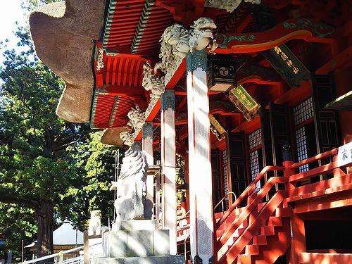 20181023山形県鶴岡市、出羽三山神社・五重塔 (28)