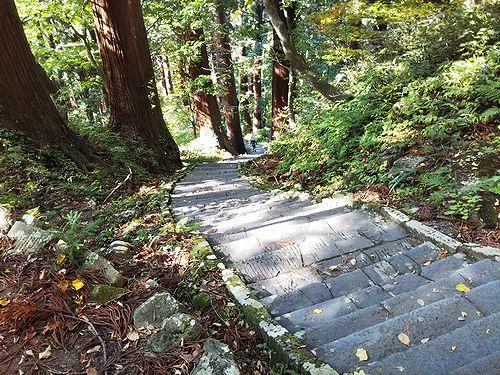 20181023山形県鶴岡市、出羽三山神社・五重塔 (35)