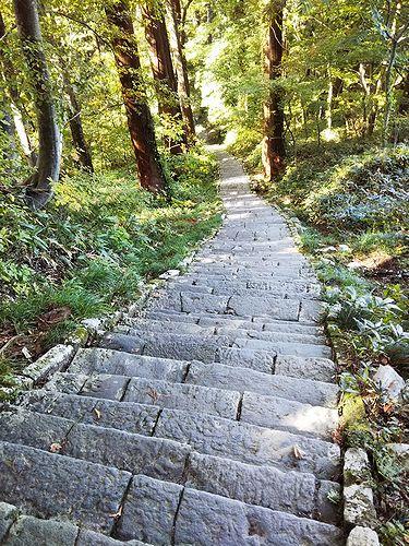 20181023山形県鶴岡市、出羽三山神社・五重塔 (42)
