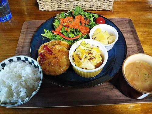 20181101群馬県草津町、cafe chachabossa4