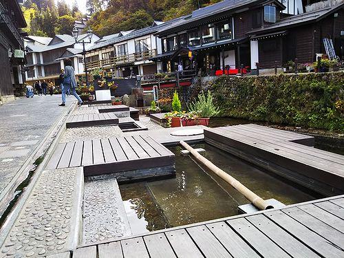 20181023山形県尾花沢市、銀山温泉12
