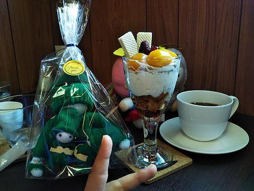 20181201草津温泉カフェ花栞(はなしおり)やよママからのクリスマスプレゼント