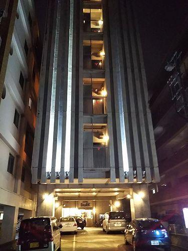 20190218沖縄旅行で泊まったホテル。ホテルストーク1