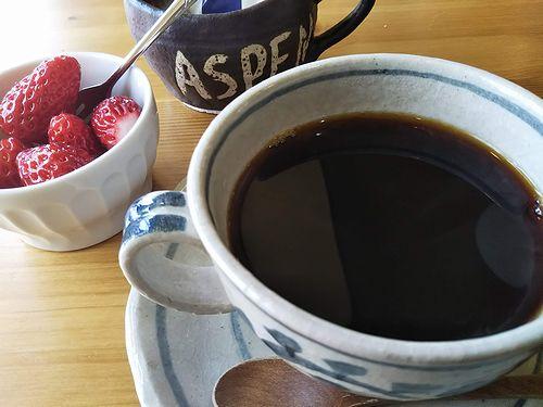 20190320草津温泉のカフェ。カフェアスペン2