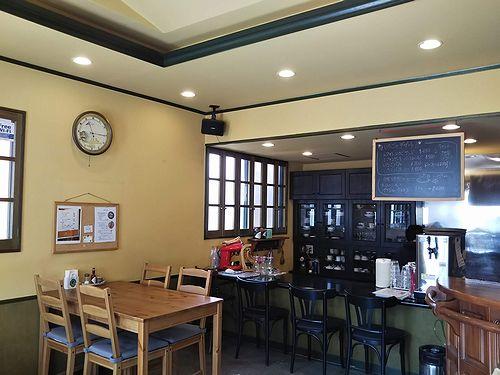 20190320草津温泉のカフェ。カフェアスペン5