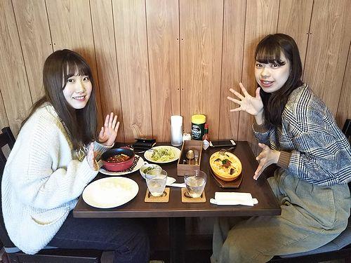 20190404草津温泉カフェ花栞(はなしおり)花栞美人