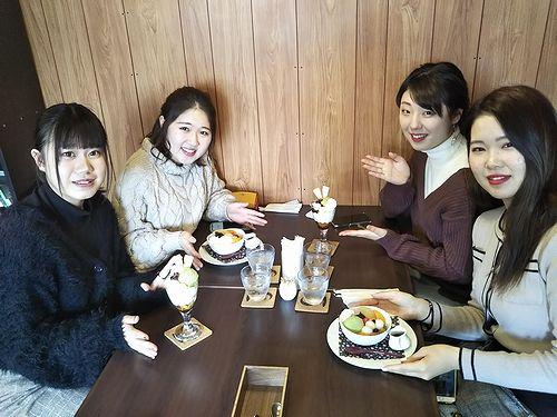 20190331草津温泉カフェ花栞(はなしおり)花栞美人