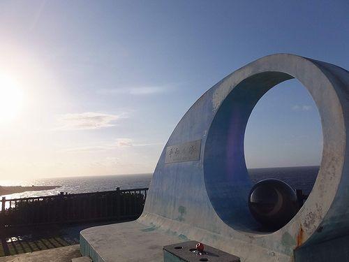 20190219沖縄県糸満市、喜屋武岬、平和の塔5